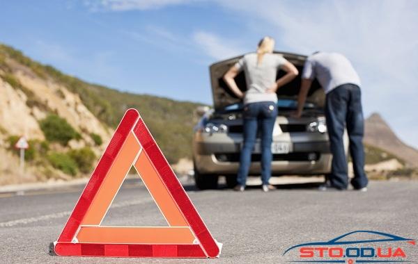 Быстрый ремонт в дорожных условиях